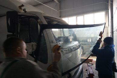 замена авто стекл