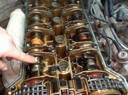дефектовка двигателя